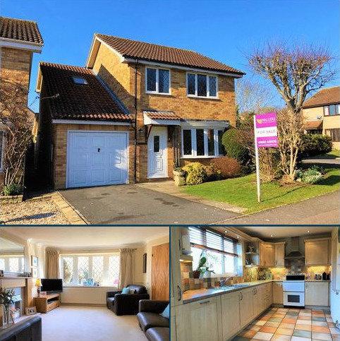 4 bedroom detached house for sale - Bushy Close, Botley