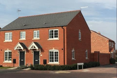 3 bedroom semi-detached house to rent - Bosworth Way, Leicester