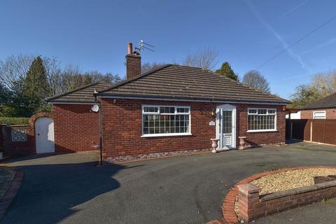 2 bedroom detached bungalow for sale - Abbotts Close, Congleton