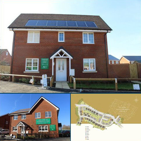 Residential development for sale - New Homes Horton Heath