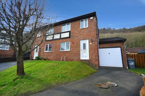 2 bedroom semi-detached house for sale - Lon y Mes, Abergele, Conwy, LL22