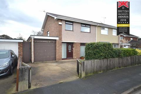 3 bedroom semi-detached house for sale - Broadland Road, Great Sutton, Ellesmere Port