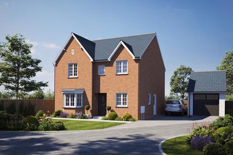 4 bedroom detached house for sale - Cavanna Homes @ Barley Meadow