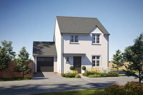 3 bedroom detached house for sale - Cavanna Homes @ Barley Meadow