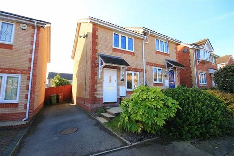 2 bedroom semi-detached house for sale - Clos Cwm Garw, Caerphilly