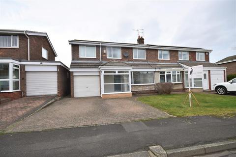 4 bedroom semi-detached house for sale - Oakfield Close, East Herrington, Sunderland