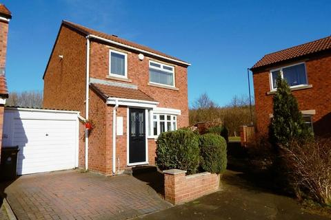 3 bedroom detached house for sale - Burlington Court, Hadrian Park, Wallsend, NE28