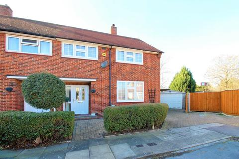 3 bedroom end of terrace house for sale - Greenhithe Close, Sidcup