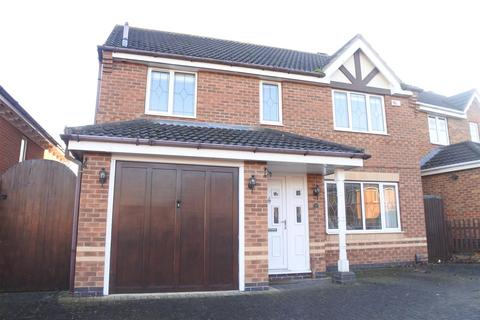 4 bedroom detached house to rent - Coltfoot Way, Melton Mowbray