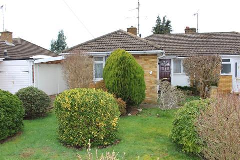 2 bedroom semi-detached bungalow for sale - Ravensbourne Drive, Woodley, Reading