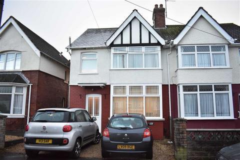 3 bedroom semi-detached house for sale - Garden Crescent, Garden Village, Gorseinon