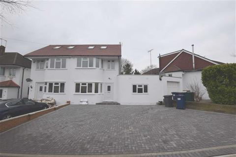 4 bedroom semi-detached house to rent - Bittacy Rise, Mill Hill, London, NW7