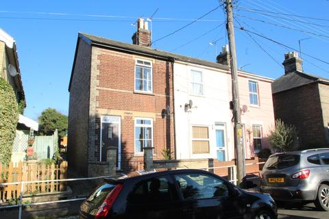 3 bedroom end of terrace house for sale - Victoria Road, Stowmarket, IP14