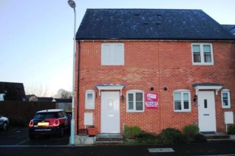 2 bedroom semi-detached house to rent - Jamaica Grove, Newport
