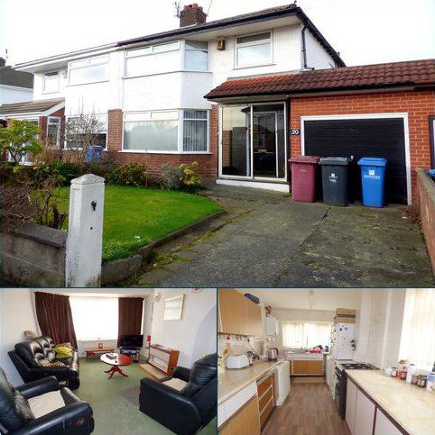 3 bedroom semi-detached house for sale - Pine Tree Road, Huyton, Liverpool