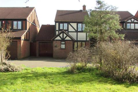 3 bedroom detached house to rent - Frankholmes Drive, Shirley, B90 4YA