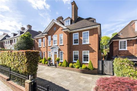 7 bedroom detached house for sale - Greenaway Gardens, London, NW3