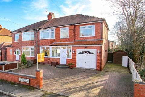 4 bedroom semi-detached house for sale - Bosdin Road West, Flixton, Manchester, M41