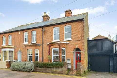 3 bedroom end of terrace house for sale - Island Wall, Whitstable, CT5