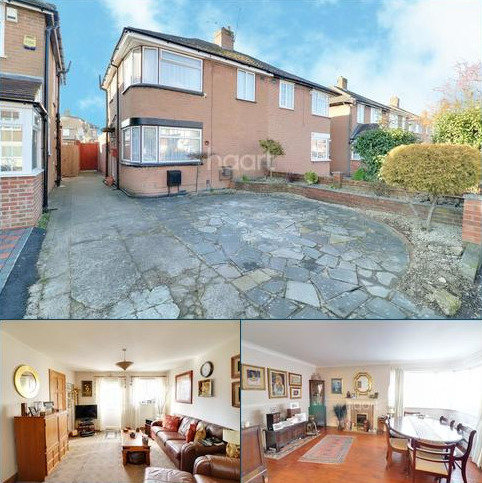 2 bedroom semi-detached house for sale - North Hayes