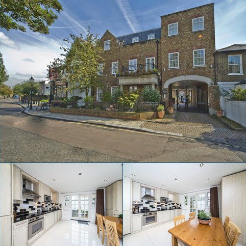 2 bedroom house to rent - Marsault Court, Kew Foot Road, Richmond, TW9