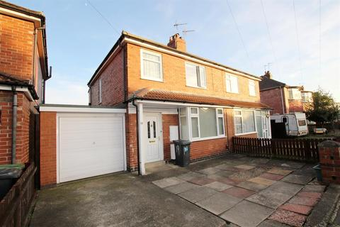 3 bedroom semi-detached house for sale - Campbell Avenue, York, YO24 4LA