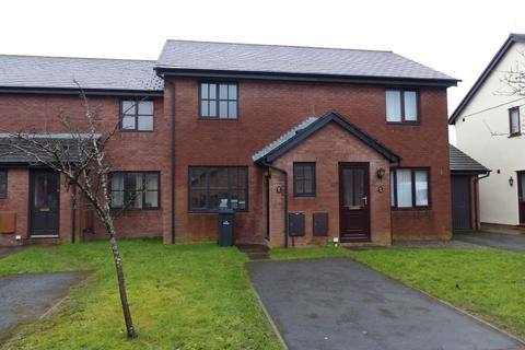 2 bedroom terraced house to rent - Blackfriars Court, Brecon