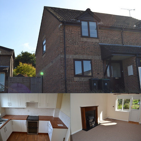 2 bedroom semi-detached house to rent - Butt Close , Puddletown, Dorset DT2 8SU
