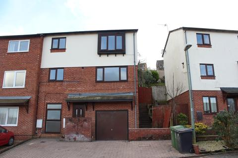 4 bedroom end of terrace house to rent - EXETER