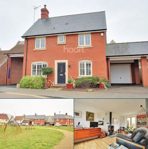 3 bedroom detached house for sale - Wivenhoe, Essex