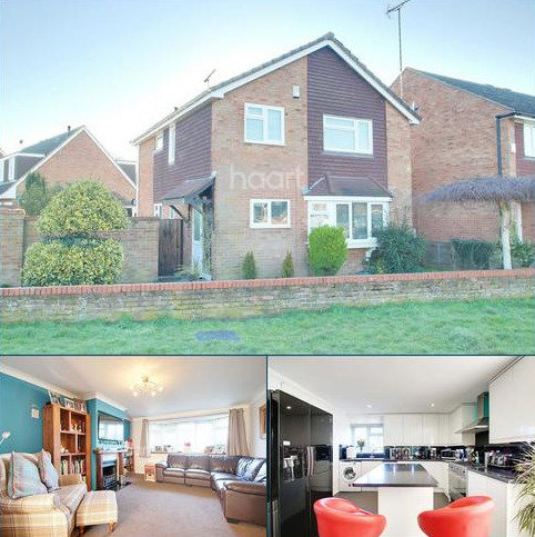 4 bedroom detached house for sale - Pondholton Drive, Witham