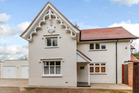 3 bedroom detached house to rent - Manor House Court, Church Road, Shepperton, TW17
