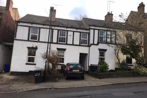 2 bedroom terraced house to rent - Student Property - Springvale Road, Sheffield S10