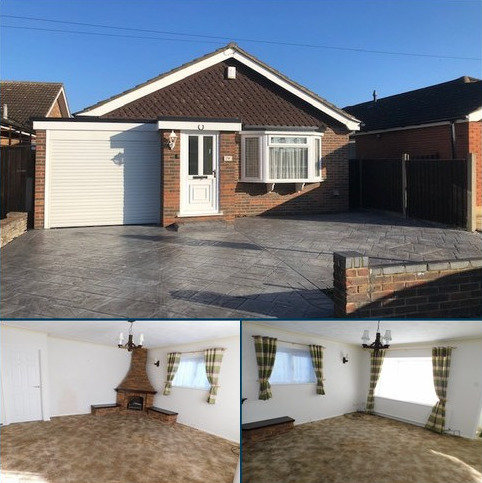 2 bedroom detached bungalow for sale - Steli Avenue, Canvey Island, Essex, SS8 9QF