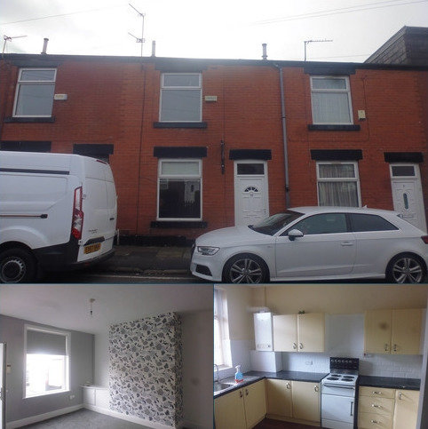2 bedroom terraced house to rent - Thames Street, Rochdale, OL16