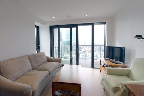 1 bedroom apartment to rent - Horizons Tower, Canary Wharf, London, E14