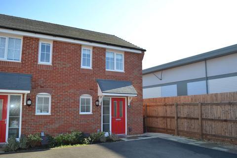 2 bedroom semi-detached house for sale - Damselfly Road, Pineham Village, Northampton NN4 9EY