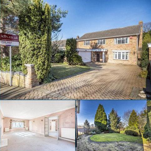 4 bedroom detached house for sale - Mavelstone Road, Bickley