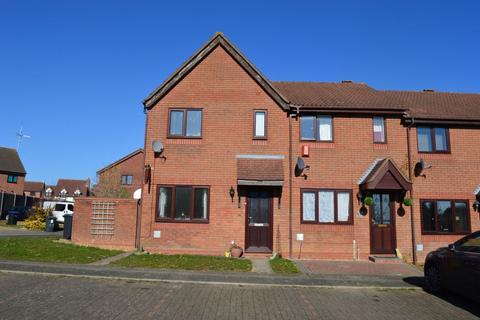 3 bedroom end of terrace house to rent - Claregate, East Hunsbury, Northampton NN4 0QZ