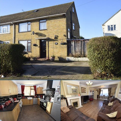 5 bedroom semi-detached house for sale - Halesworth Road, Harold Hill, RM3