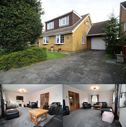 4 bedroom detached house for sale - Church Road, Noak Bridge, Essex, SS15