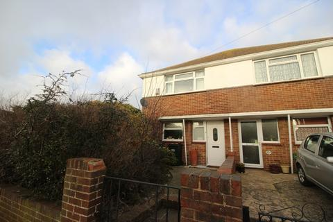 2 bedroom semi-detached house for sale - Churchdale Road, Roselands, Eastbourne BN22