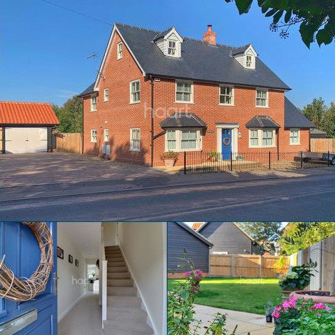 4 bedroom detached house for sale - New Road, Mistley, Manningtree, Essex