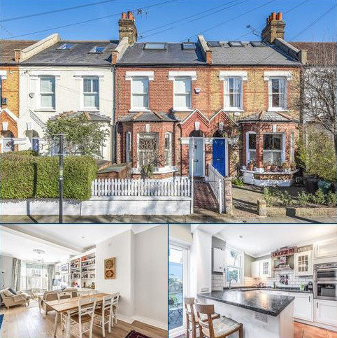 4 bedroom terraced house for sale - Franche Court Road, Earlsfield