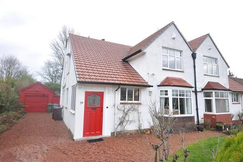 4 bedroom semi-detached house for sale - 24 Cairngorm Road, Mansewood, G43 2XA
