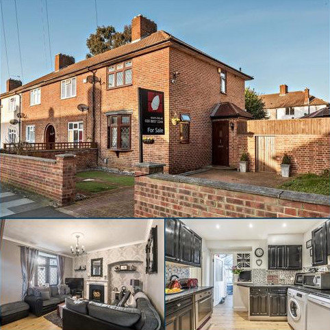 2 bedroom end of terrace house for sale - Rangefield Road Bromley BR1