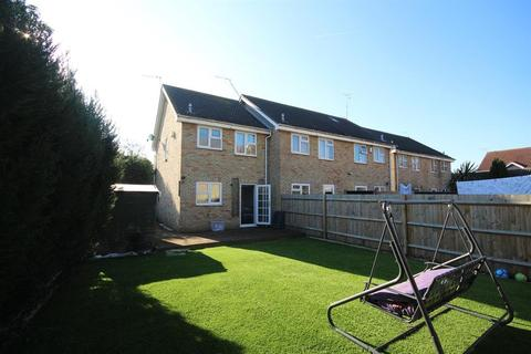 2 bedroom end of terrace house for sale - Kingsash Drive, Hayes, Middlesex, UB4 9RG