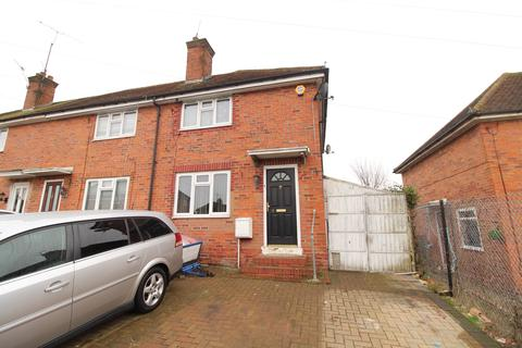 2 bedroom end of terrace house for sale - Merton Road North, Reading