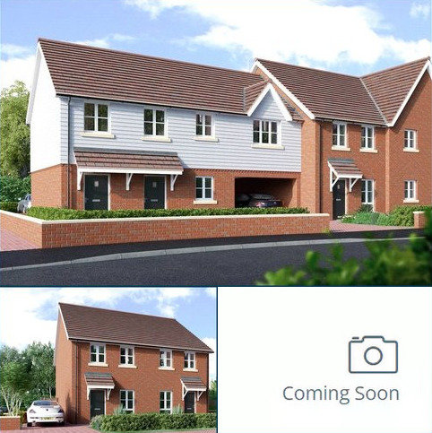 2 bedroom end of terrace house for sale - St Michaels Place, Crow Lane, Ringwood, BH24