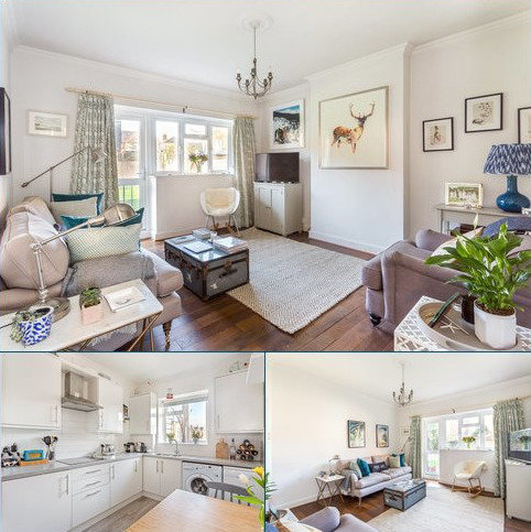 2 bedroom flat for sale - Alexander Court, Wandsworth Common West Side, London, SW18